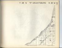 Grantsburg T38N-R20W, Burnett County 1948